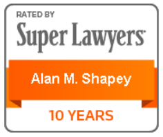 Alan Shapey Super Lawyers Icon