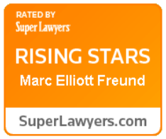 Marc Freund Super Lawyers Icon