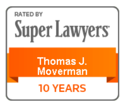 Tom Moverman Super Lawyers Icon