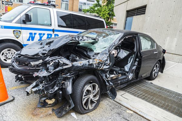 Suffer Injuries in a Car Accident