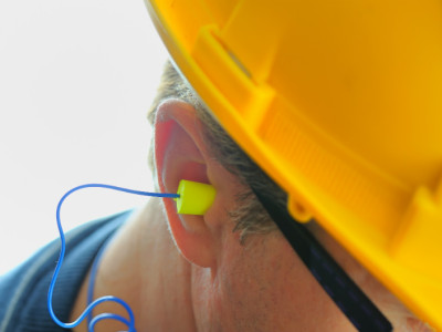 Construction Hearing Loss Protection